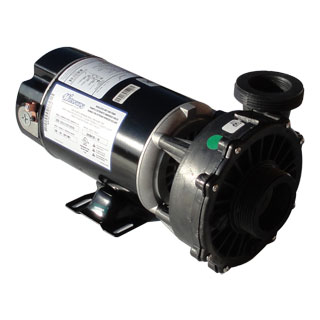 spa guy 1 0 hp 2 speed 120 volt 48 frame hot tub pump and motor ebay. Black Bedroom Furniture Sets. Home Design Ideas