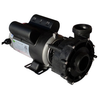 Spa Guy 1 5 Hp 2 Speed 120 Volt 48 Frame Hot Tub Pump And