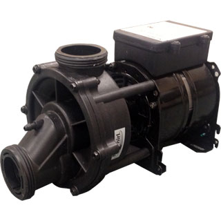 Spa Guy 1 2 Hp 1 Speed 120 Volt Jetted Bath Tub Whirlpool Pump And Motor Ebay