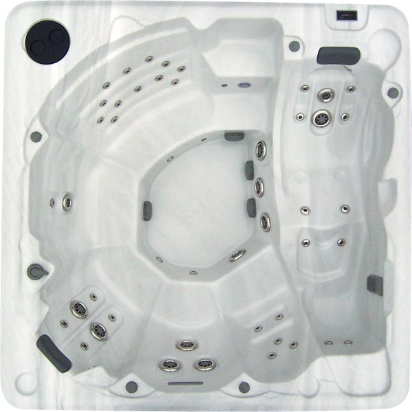 Futura Spas Spa Guy Spas 8-Foot Caymon 112 Jet Hot Tub at Sears.com