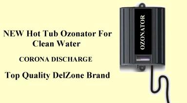 Delzone Ozonator