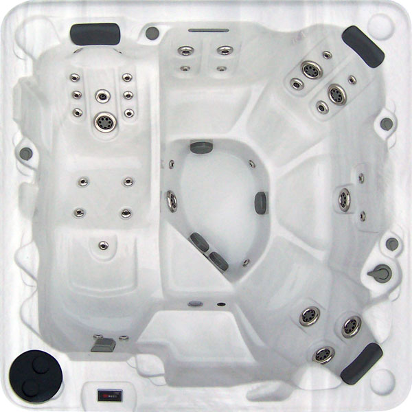 Futura Spas Spa Guy Spas 7-Foot Sanoma 88 Jet Hot Tub at Sears.com