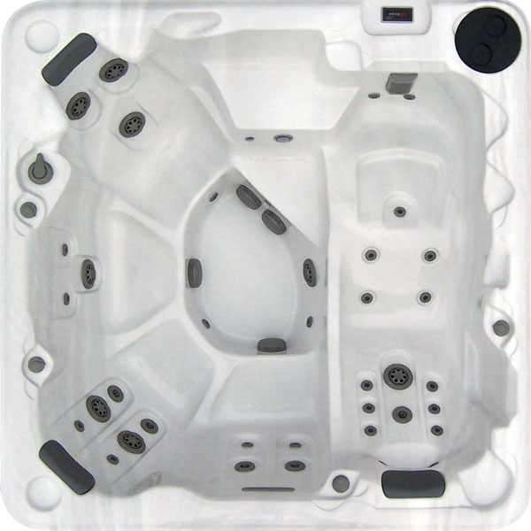 Futura Spas Spa Guy Spas 7-Foot SPS-52 52 Jet Hot Tub at Sears.com