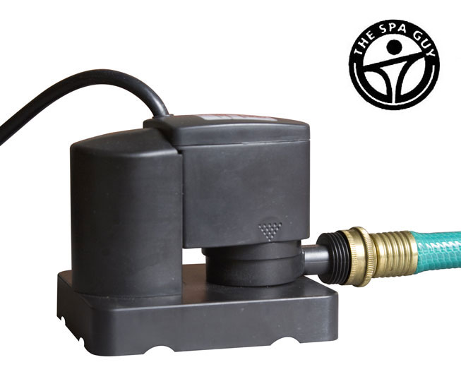 SpaGuyUSA.com - 350 GPH Automatic Cover Pump