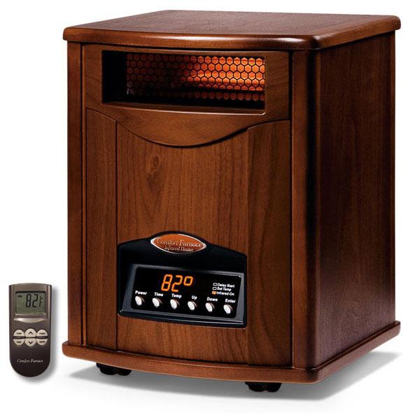 SpaGuyUSA.com - Comfot Furnace 1500 Watt Quartz Infrared Heater