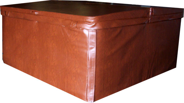 insulate hot tub cabinet